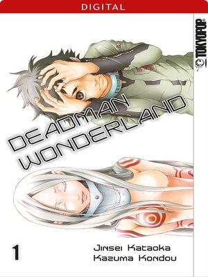 cover image of Deadman Wonderland 01