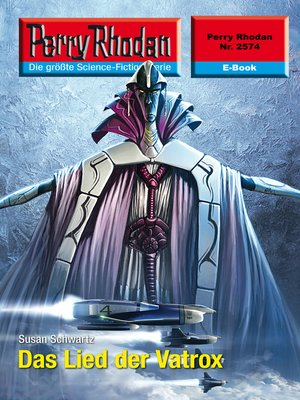 cover image of Perry Rhodan 2574