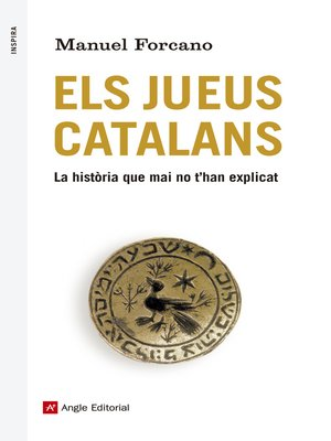 cover image of Els jueus catalans