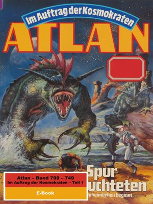 cover image of Atlan-Paket 15
