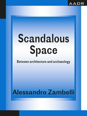 cover image of Scandalous Space