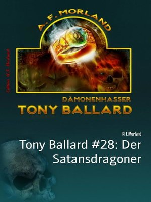 cover image of Tony Ballard #28
