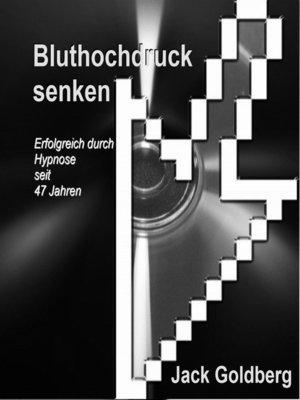 cover image of Bluthochdruck senken
