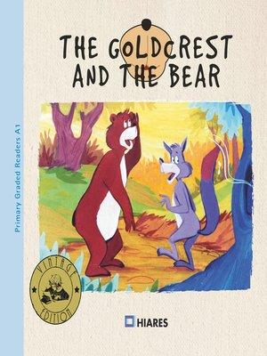cover image of The Goldcrest and the Bear