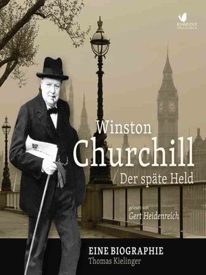 cover image of Winston Churchill