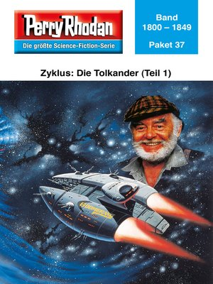 cover image of Perry Rhodan-Paket 37