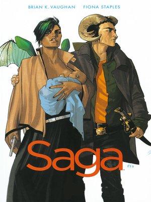 cover image of Saga 1
