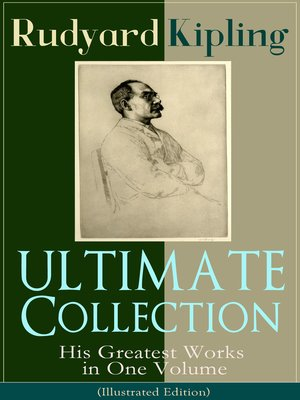 cover image of ULTIMATE Collection of Rudyard Kipling