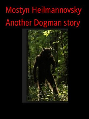 cover image of Another Dogman story