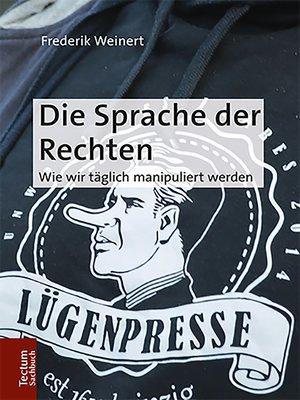 cover image of Die Sprache der Rechten