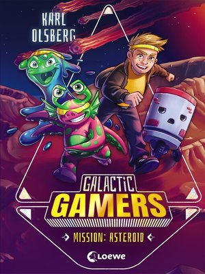 cover image of Galactic Gamers (Band 2)--Mission