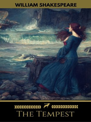 cover image of The Tempest (Golden Deer Classics)