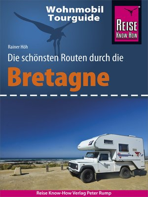 cover image of Reise Know-How Wohnmobil-Tourguide Bretagne