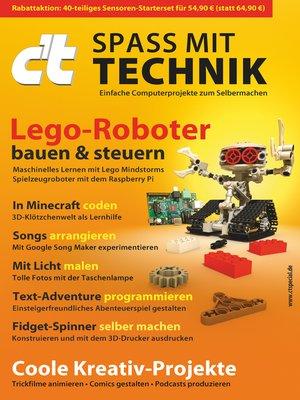 cover image of c't Spaß mit Technik (2018)