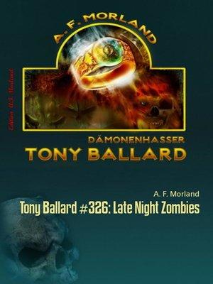 cover image of Tony Ballard #326