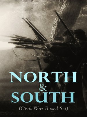 cover image of North & South (Civil War Boxed Set)