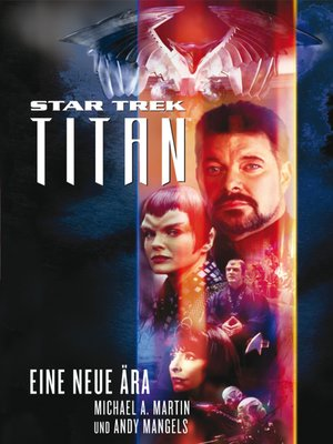cover image of Star Trek--Titan 1