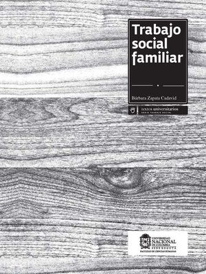 cover image of Trabajo social familiar