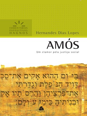 cover image of Amós