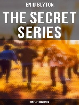 cover image of The Secret Series--Complete Collection