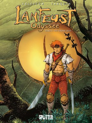 cover image of Lanfeust Odyssee. Band 4