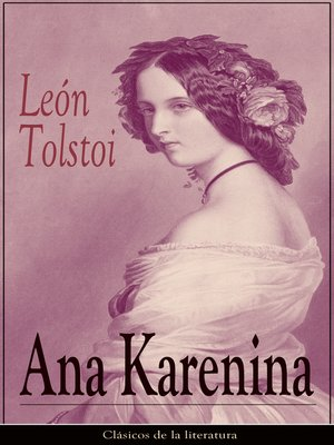 cover image of Ana Karenina