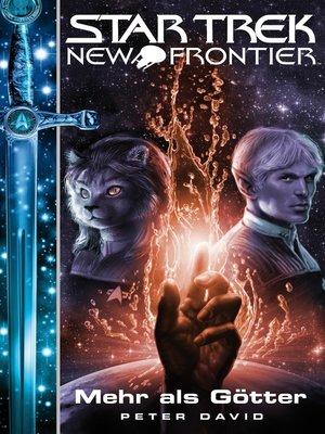 cover image of Star Trek--New Frontier 12