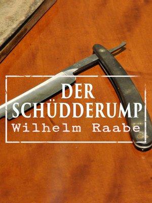 cover image of Der Schüdderump