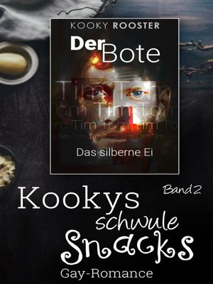 cover image of Kookys schwule Snacks – Band 2