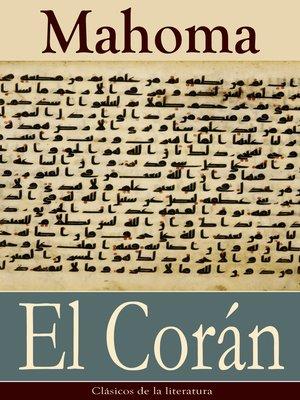 cover image of El Corán