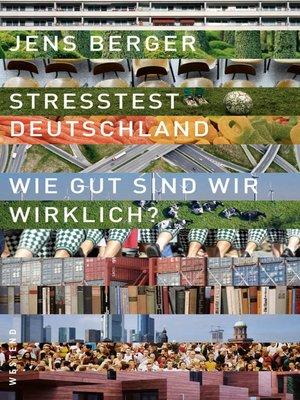 cover image of Stresstest Deutschland