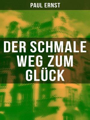 cover image of Der schmale Weg zum Glück