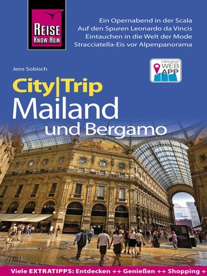 cover image of Reise Know-How CityTrip Mailand und Bergamo