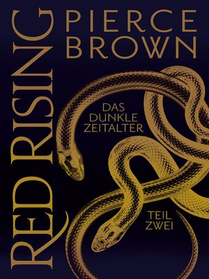 cover image of Red Rising--Das Dunkle Zeitalter Teil 2