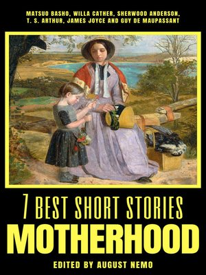 cover image of 7 best short stories--Motherhood