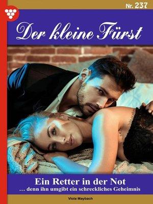 cover image of Der kleine Fürst 237 – Adelsroman
