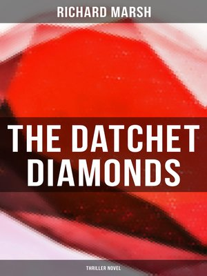 cover image of The Datchet Diamonds (Thriller Novel)