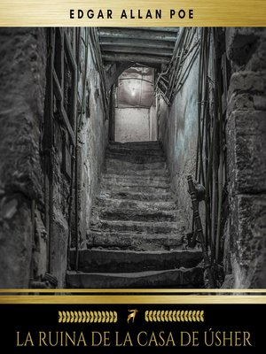 cover image of La Ruina de la Casa de Úsher