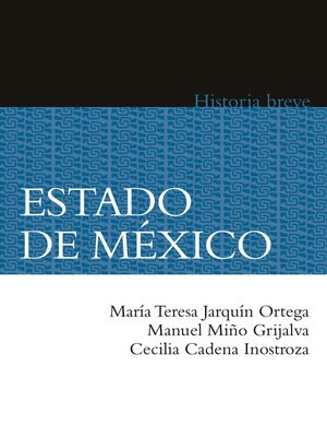 cover image of Estado de México