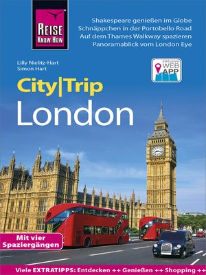cover image of Reise Know-How CityTrip London