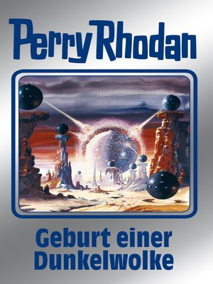 cover image of Perry Rhodan 111