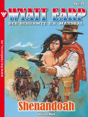 cover image of Wyatt Earp 71 – Western