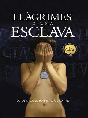 cover image of Llàgrimes d'una esclava