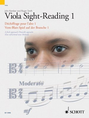 cover image of Viola Sight-Reading 1