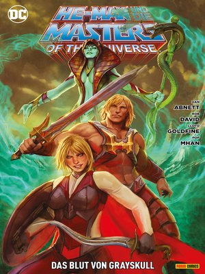 cover image of He-Man und die Masters of the Universe, Bd. 5