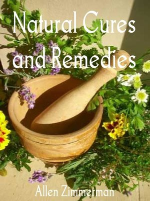 cover image of Natural Cures and Remedies