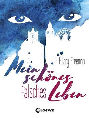 cover image of Mein schönes falsches Leben