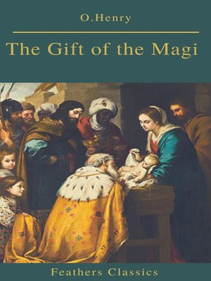 cover image of The Gift of the Magi  (Best Navigation, Active TOC)(Feathers Classics)