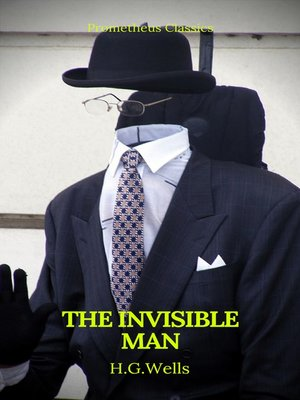 cover image of The Invisible Man (Prometheus Classics)