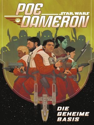 cover image of Star Wars --Poe Dameron III--Die geheime Basis